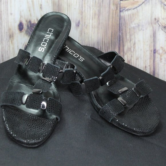 Chicos Women Sandals New In Box Size 9m